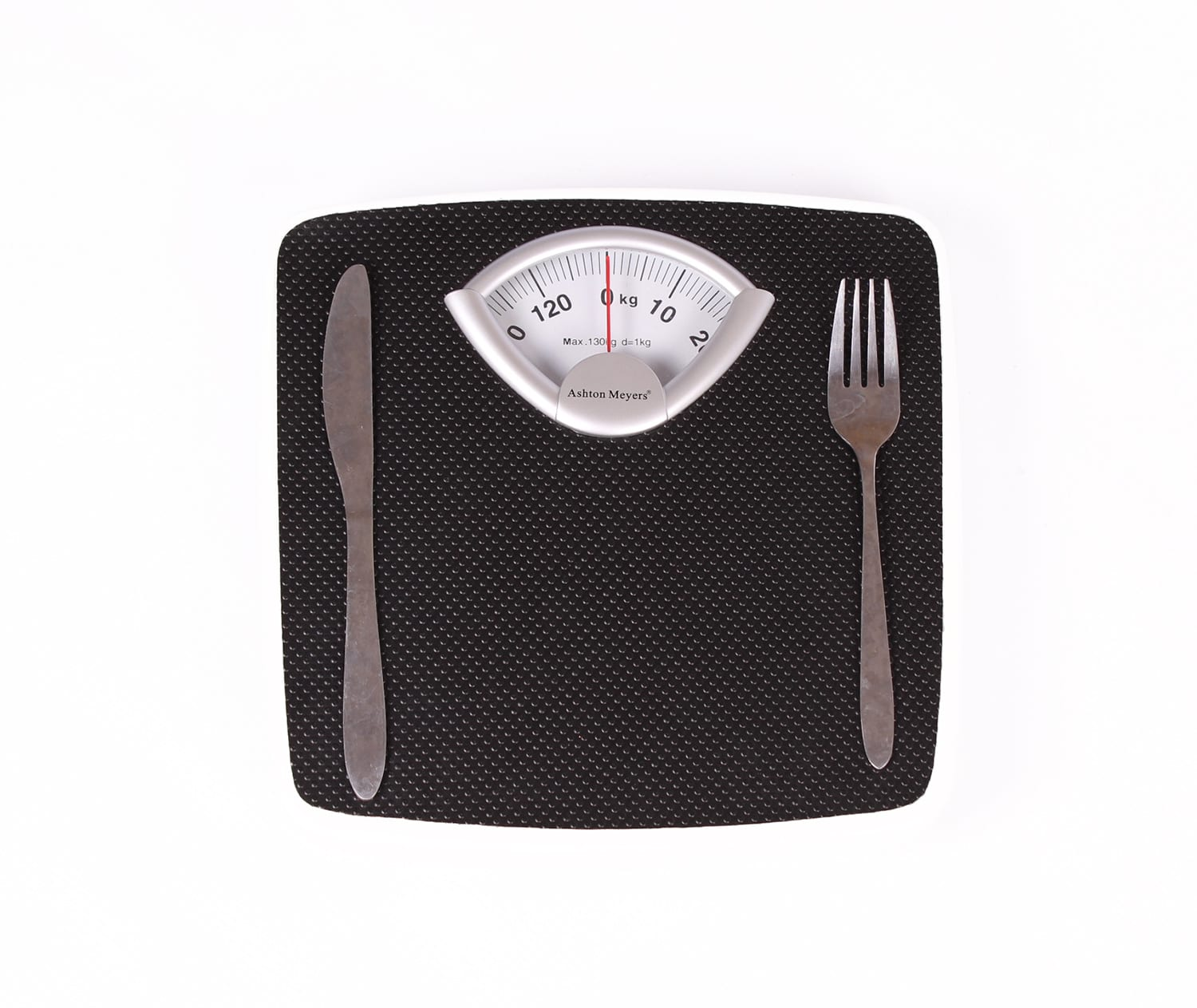 knife fork scale