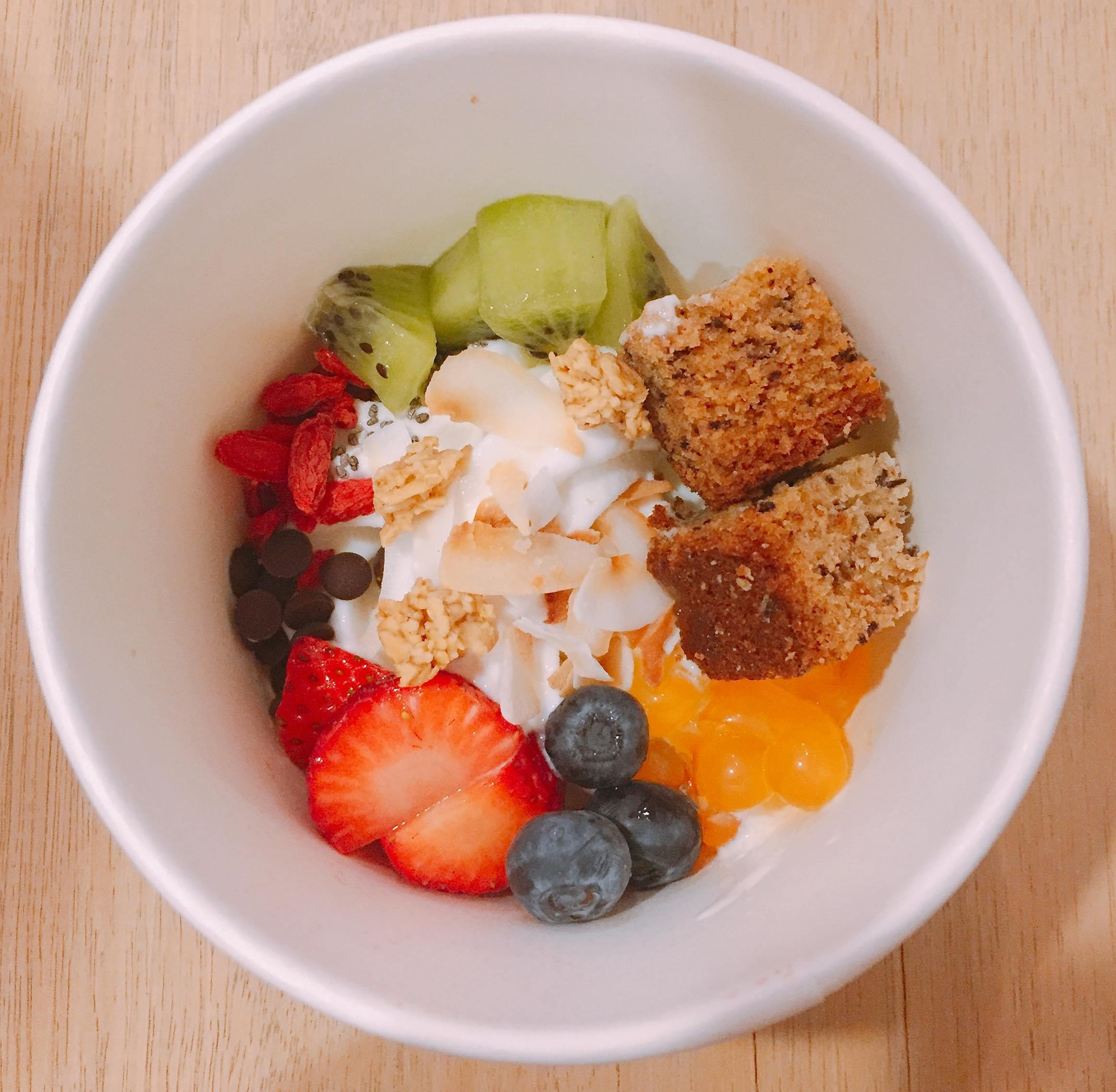 Frozen Yogurt with NO SUGAR. Find out where!!